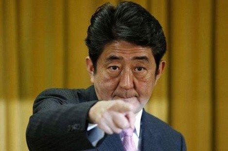 Токио пересматривает свою платформу военного невмешательства