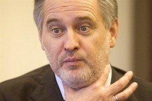 €125 млн внесли залог за Фирташа его российские друзья - NYT