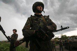 """Украина наносит """"высокие потери"""" вооруженным сепаратистам"""