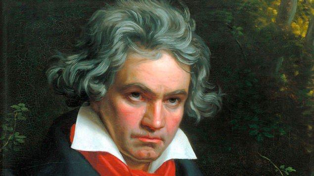 Бетховен использовал эту стратегию чтобы сохранять творческое течение идей