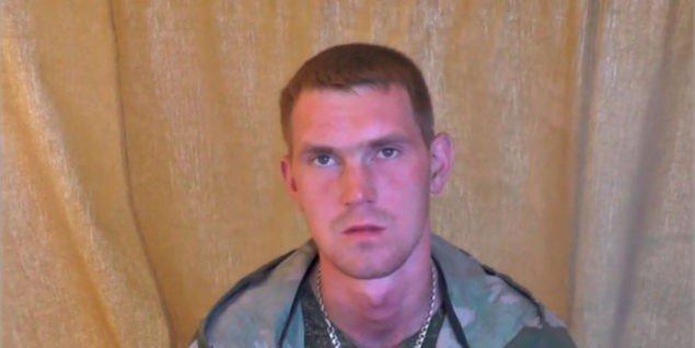 Видео доказательство вторжения российских регулярных войск в Украину