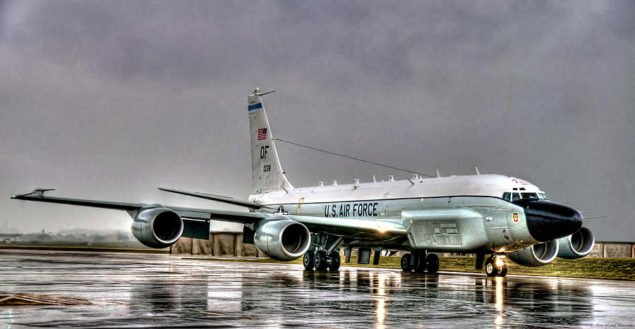 Российский истребитель преследовал самолет-разведчик США до Швеции на следующий день после крушения MH17