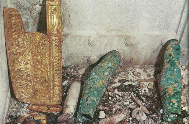 Останки отца Александра Великого: подтверждение найдено
