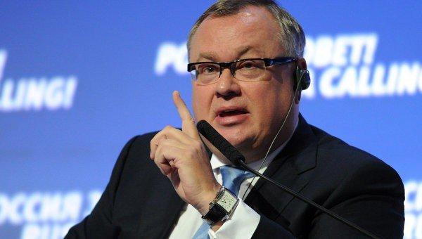 """Путин """"готов к диалогу"""", заявляет директор банка РФ"""