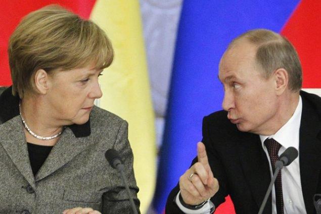 """Мировая война 3: у Путина есть """"секретный"""" план правления Европой"""