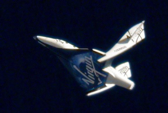 NTSB обнаруживает ошибку пилота в расследовании SpaceShipTwo