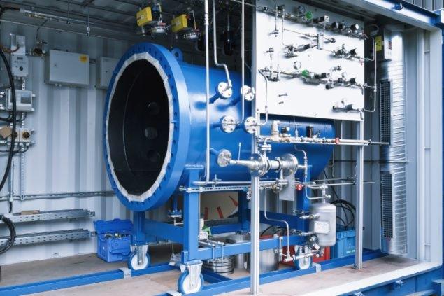 «Чудо» технология превращает воду в топливо