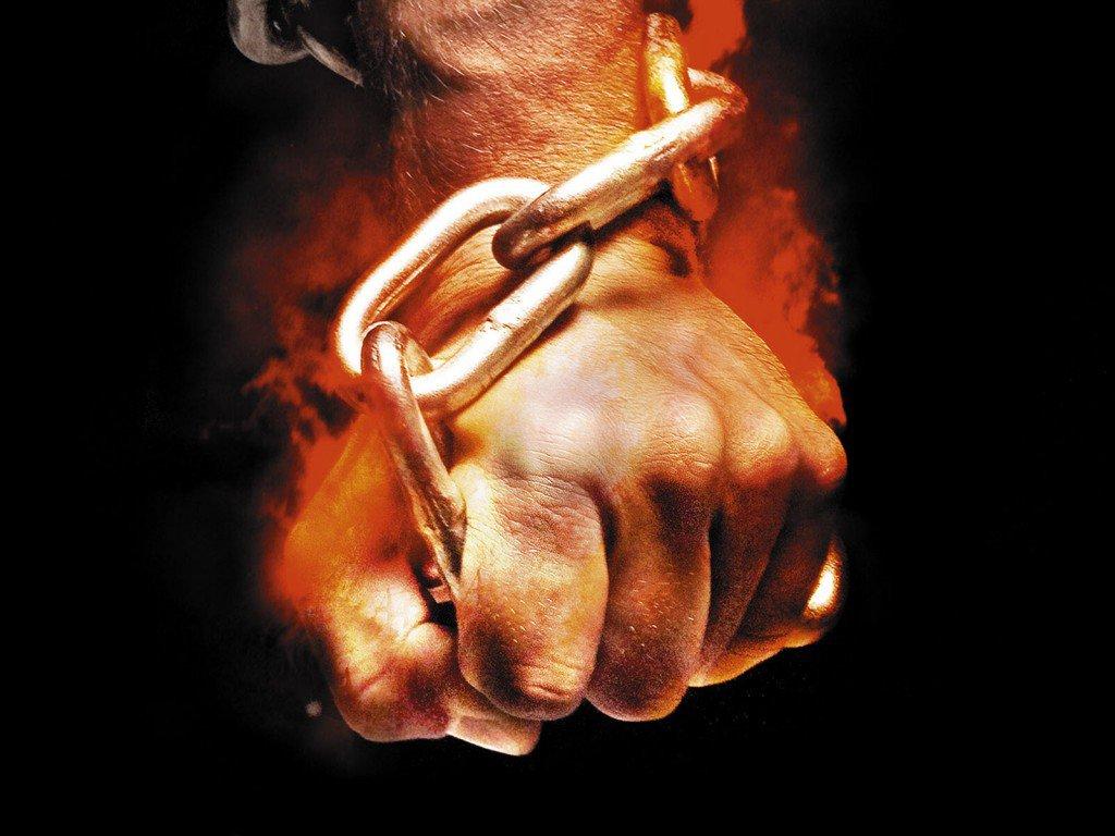 Чёрный, фон, рука, кулак, цепь, огонь, пламя, 1600x1200