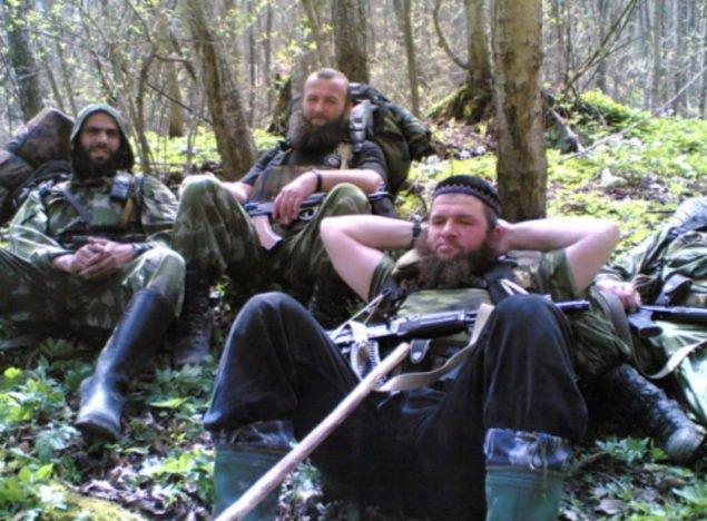 Чеченские повстанцы атакуют Грозный