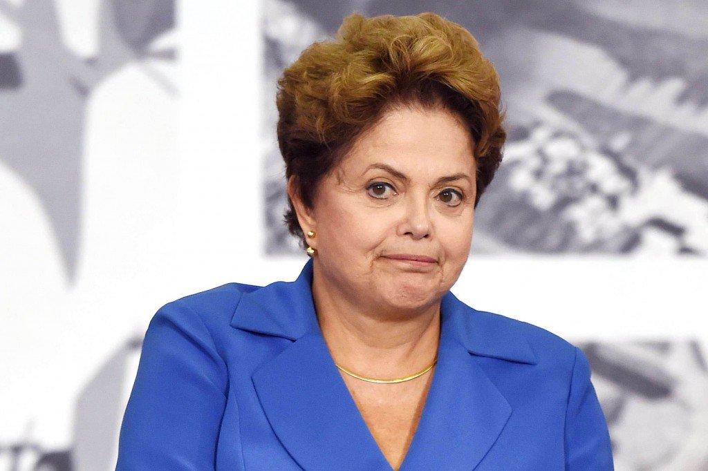 Президент Бразилии Дилма Руссефф.Фото: Getty Images
