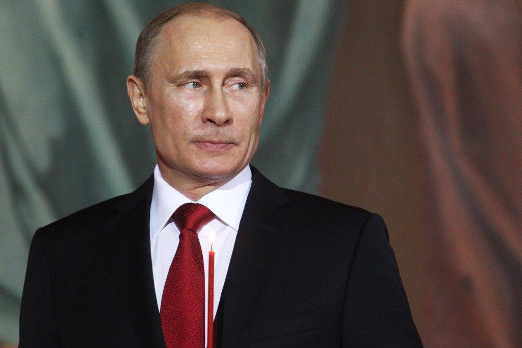 Президент России Владимир Путин.Фото: Getty Images