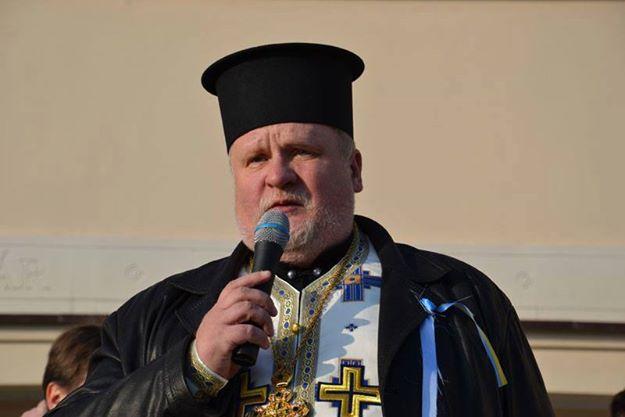 За що УПЦ (МП) заборонив служіння ректору Ужгородської Богословської Академії