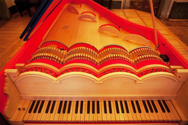 Таинственный музыкальный инструмент Да Винчи и мастер 19 века из Галичины