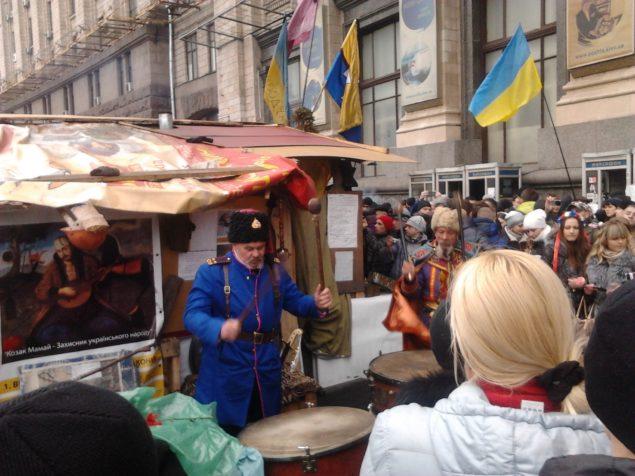 Майдан Фото: А.Морозов