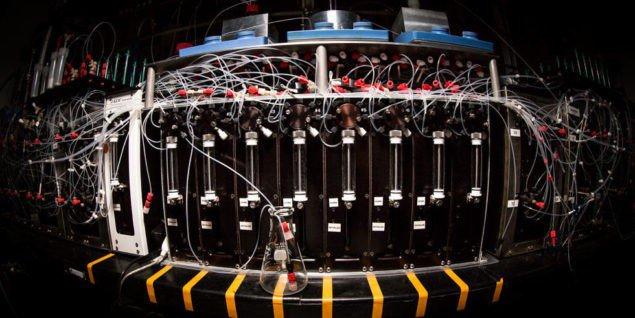Устройство создающее молекулы с нуля за часы