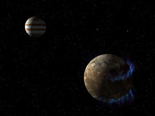 НАСА: Самый большой спутник Юпитера определенно имеет океан
