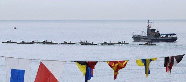 НАТО проводит учения в Черном море