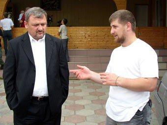 Двойное дно Кадырова