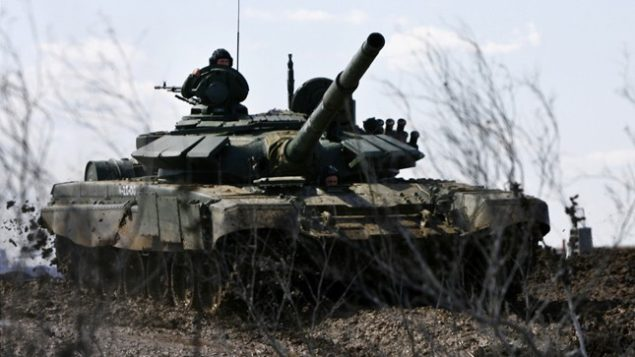russianmilitary_tank_040414getty