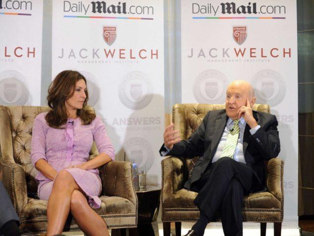 Лучшая стратегия Джека Уелча: Держать удар