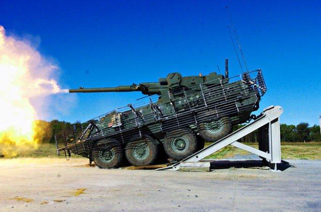 Войска США в Европе запросили большего вооружения на фоне обострения в Украине