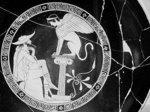 Odysseus-and-the-Sphinx
