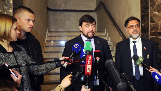 Переговоры Украины о перемирии не делают прорыва в Минске