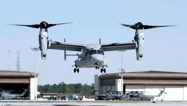 V-22 Osprey Bell-Boeing TIlt-Rotor - Aeroguide Special - Classic Reference