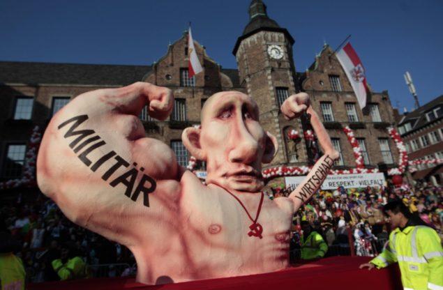 Путин не возрождает СССР – он создает фашистское государство
