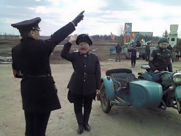 9 мая в Якутии