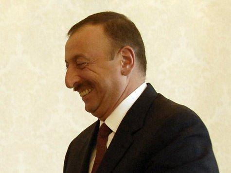 ВИДЕО: Ильхам Алиев показывает класс