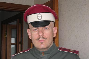 Сознательный деникинец-малоросс Бузина