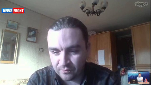 В Москве Александру Роджерсу посоветовали класть плитку