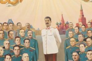 Николай Патрушев общается с духом Сталина
