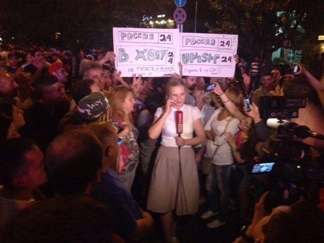 Куда идет Россия24?