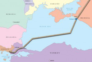 Россия и Турция не могут договориться о цене на газ