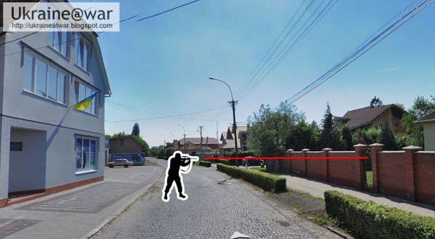 Мукачево-докази: Правий Сектор потрапив у пастку