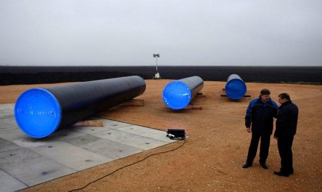 """Активы """"Газпрома"""" под угрозой"""