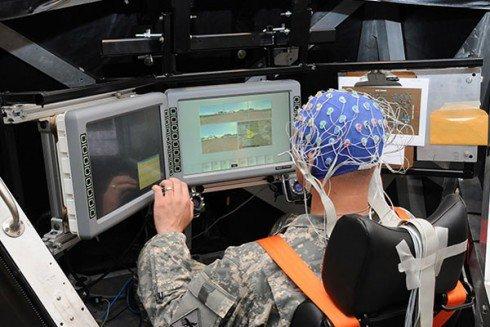Перевод мыслей солдат в компьютерные команды