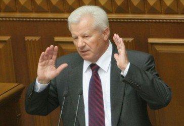 """Олександр Мороз: """"КС та ВР познущалися із Конституції?"""""""