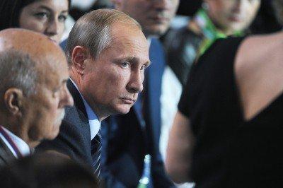 Путин сдвигает фронты в Сирии и Украине – The Washington Post