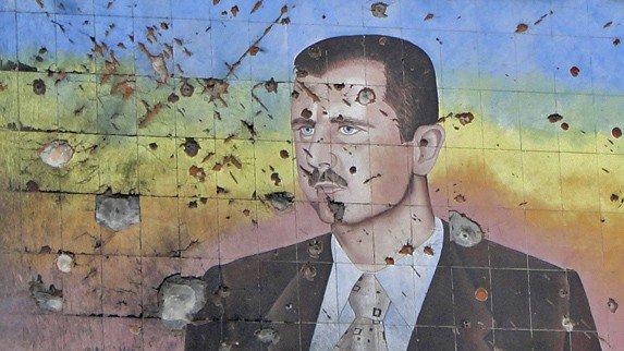 В Сирии отстрелили голову карателю из Славянска