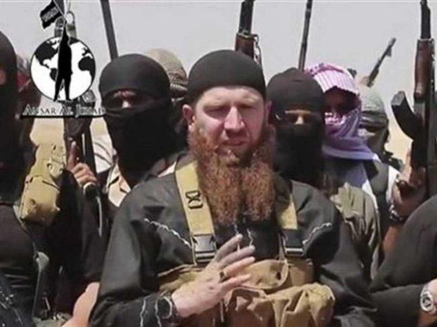 """Один из главных командующих ИГИЛ был """"звездным учеником"""" спецназа США в Грузии"""