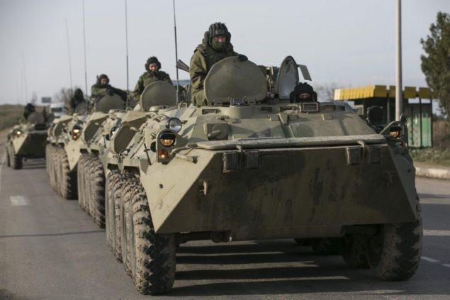 Россія переносить доктрину війни з Україною в Сирію