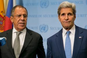 Государственный секретарь Соединенных государства Джон Керри (R) и & NBSP; & hellip;