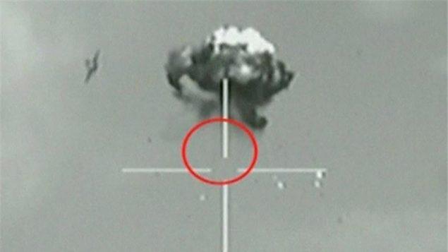 Турция сбила российский беспилотник
