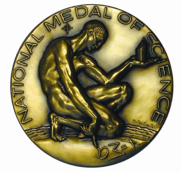 Національна наукова медаль (США).