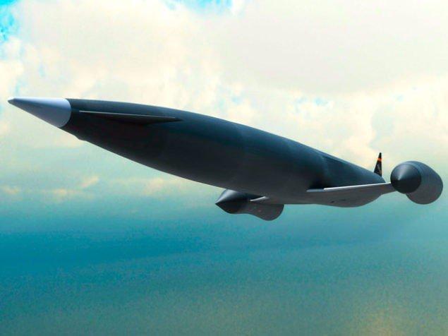 Гиперзвуковой космический самолет преобразует экономику космоса