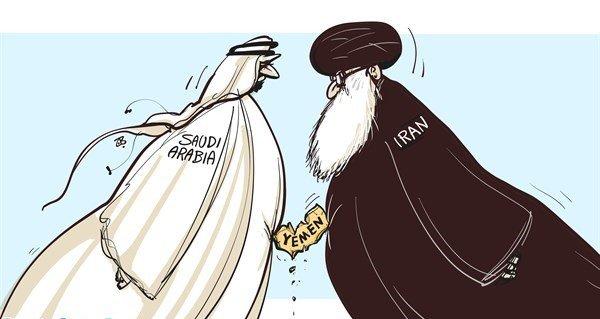 аравия иран