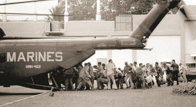 Бегство из Сайгона, 29 апреля 1975 года